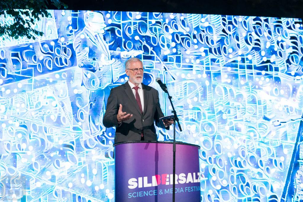 Rainer Robra |Eröffnung SILBERSALZ Festival 2021 | credit: Joachim Blobel