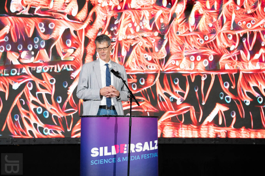 Egbert Geier |Eröffnung SILBERSALZ Festival 2021 | credit: Joachim Blobel