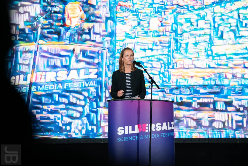 Eva Roth |Eröffnung SILBERSALZ Festival 2021 | credit: Joachim Blobel