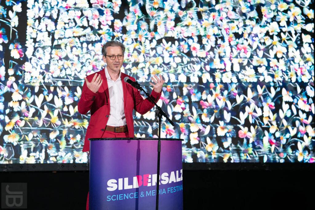Thomas Bauer-Friedrich|Eröffnung SILBERSALZ Festival 2021 | credit: Joachim Blobel