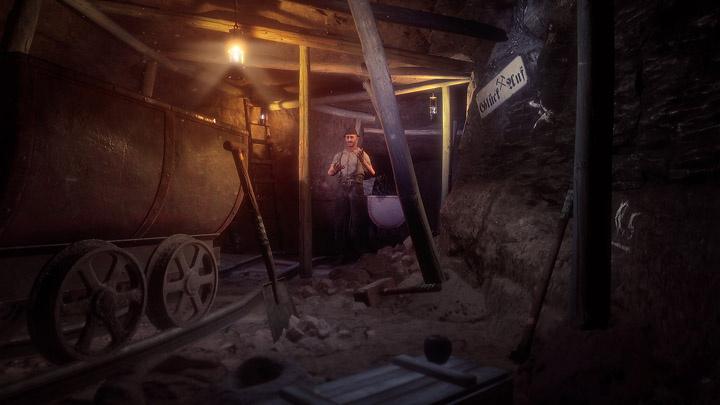 meet the miner