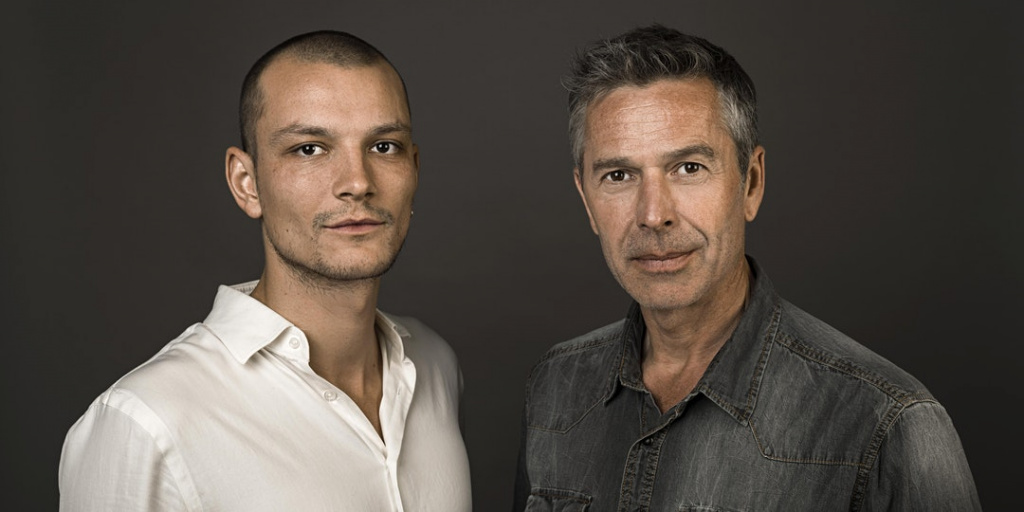 Fritz Habekuß & Dirk Steffens (credit: Markus Tedeskino)