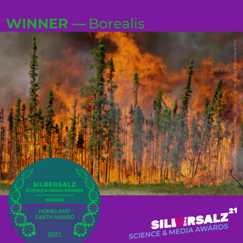 Borealis –Winner of SILBERSALZ Science & Media Award