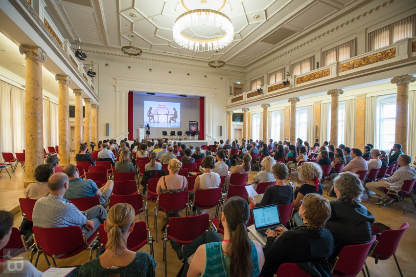 SILBERSALZ Conference 2019 (credit: Joachim Blobel)