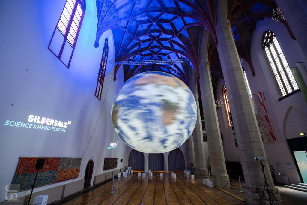 SILBERSALZ Festival 2020 - Installation Gaia