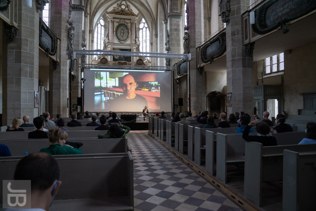 SILBERSALZ Spricht Yanis Varoufakis| SILBERSALZ Festival 2021 | credit: Joachim Blobel