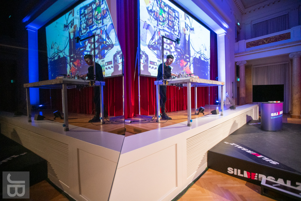 SILBERSALZ Science & Media Awards| SILBERSALZ Festival 2021 | credit: Joachim Blobel