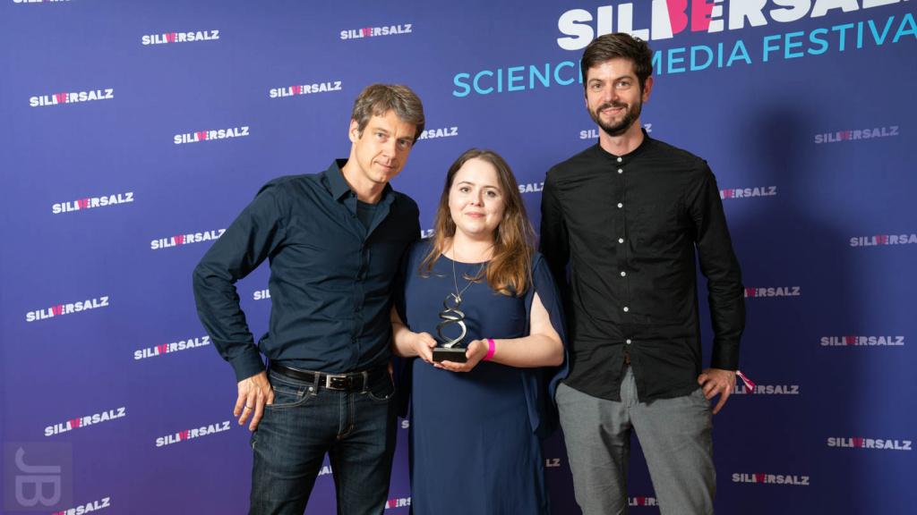 SILBERSALZ Science & Media Awards I Winner: Immersive Science