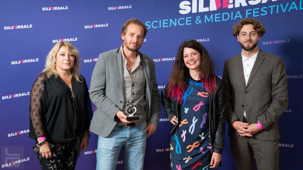 SILBERSALZ Science & Media Awards I Winner: Best Science Documentary
