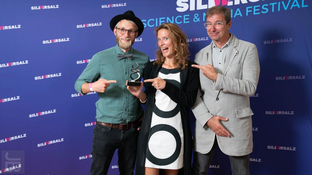 SILBERSALZ Science & Media Awards I Winner: Young Audience Award