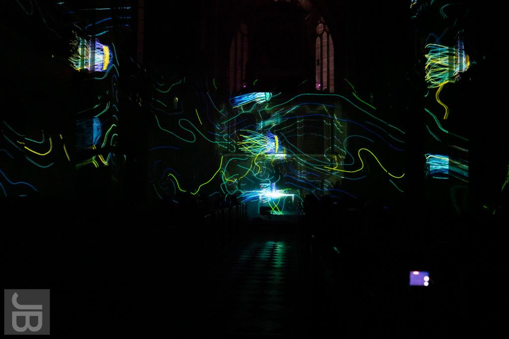 Yearning for the Infinite_Max Cooper| SILBERSALZ Festival 2021 | credit: Joachim Blobel