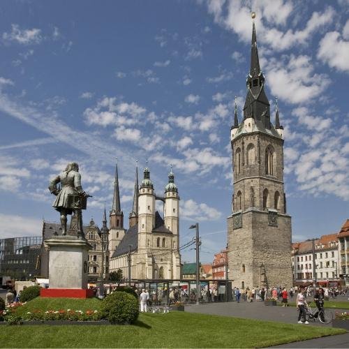 Marktplatz Halle (Saale)