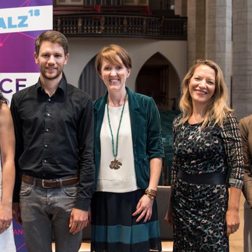 SILBERSALZ Team Pressekonferenz 2018