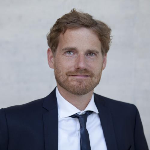 Prof. Dr. Philipp Schreck (credit: Yvonne Most) | Guest at SILBERSALZ 2019