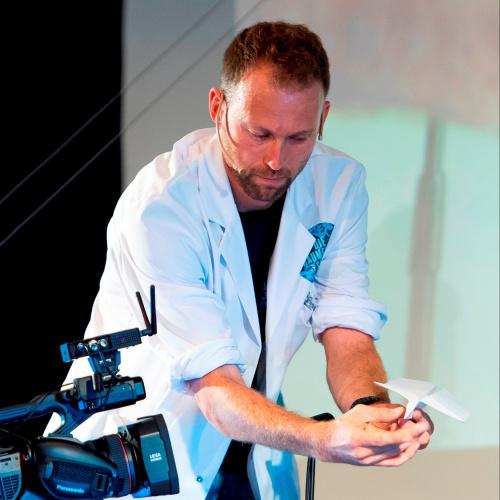 Tobias Bohnhardt   Guest at SILBERSALZ 2019