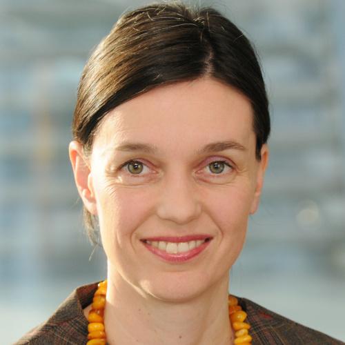 Ingrid Ladner (credit: Reischer) | Commissioner at SILBERSALZ Conference 2019