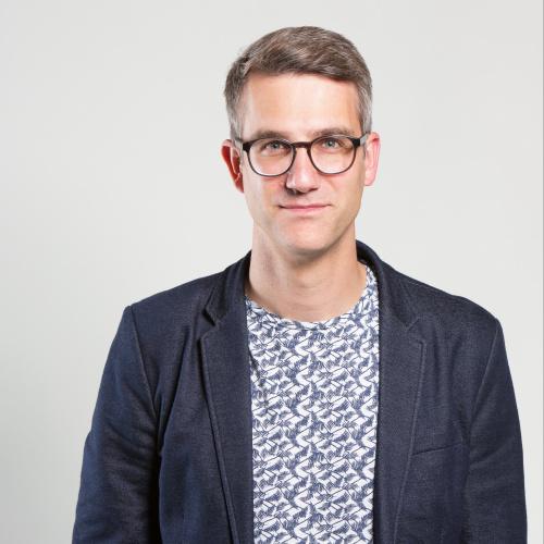 Daniel Vogelsberg   Guest at SILBERSALZ 2019