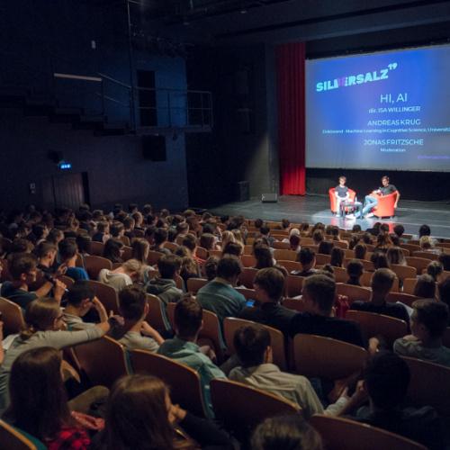 SILBERSALZ Festival 2019 - Schulkino (credit: Joachim Blobel)
