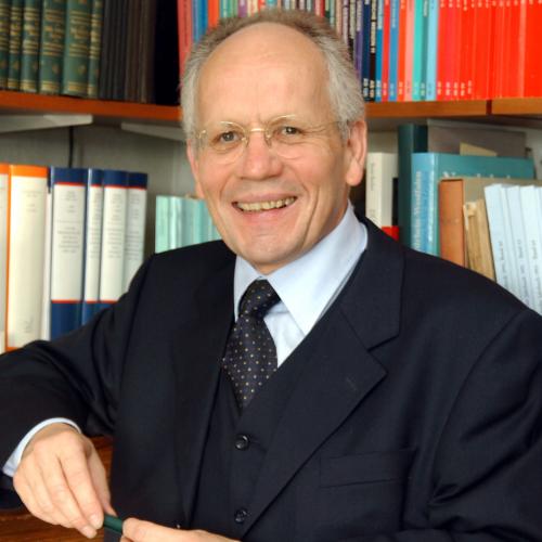 Prof. Dr. Dr. Alfons Labisch   Speaker at SILBERSALZ 2020
