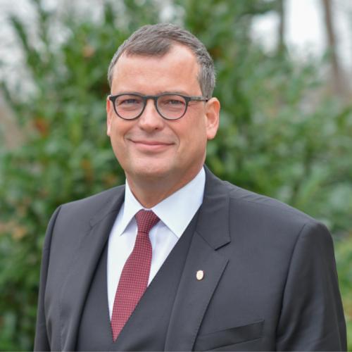 Prof. Dr. Gerald Haug | Speaker at SILBERSALZ 2020 (credit: Markus Scholz)