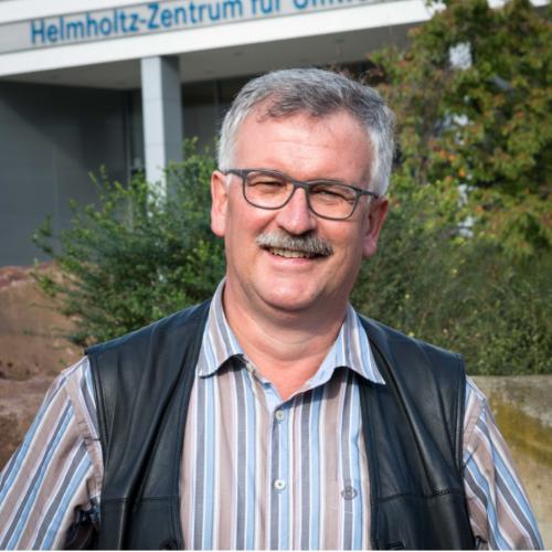 Prof. Dr. Josef Settele | Speaker at SILBERSALZ 2020 (credit: Sebastian Wiedling/UFZ)