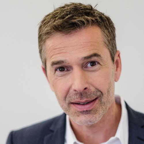 Dirk Steffens | Speaker at SILBERSALZ 2020 (credit: Ulip photography)