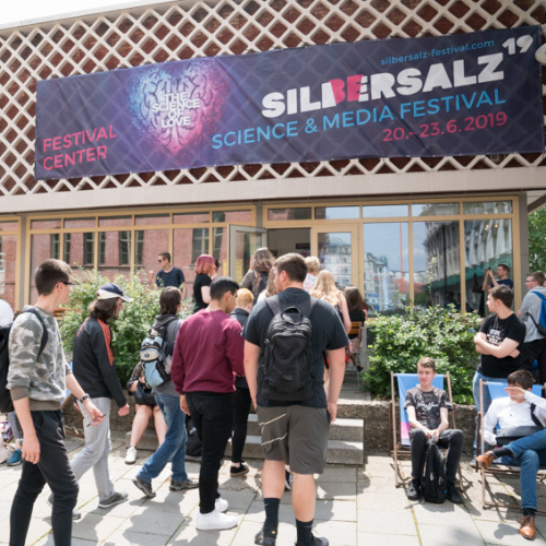 SILBERSALZ Science & Media Festival