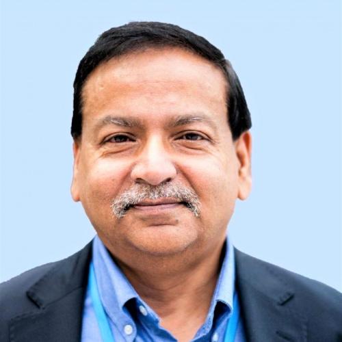 Prof. Saleemul Huq   Speaker at SILBERSALZ 2021 (credit: icccad.net)