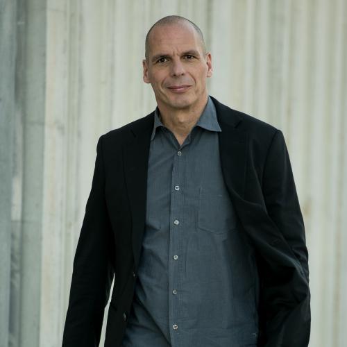 Yanis Varoufakis   Speaker at SILBERSALZ 2021