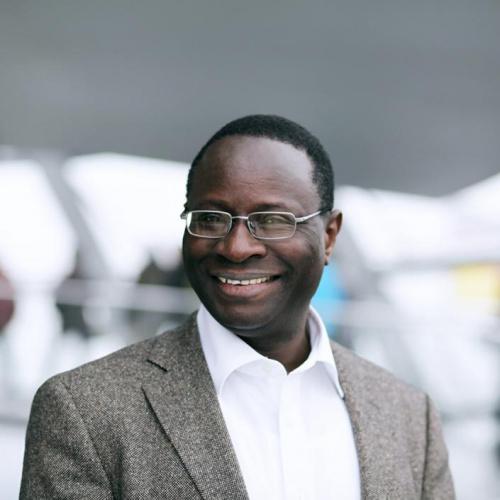 Dr. Karamba Diaby | Speaker at SILBERSALZ 2021 (credit: Ute Langkafel)