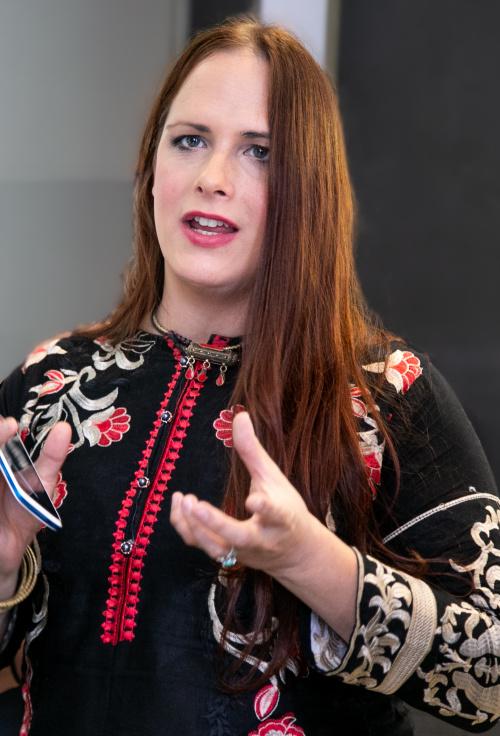Leyla Jagiella | Speaker at SILBERSALZ 2021