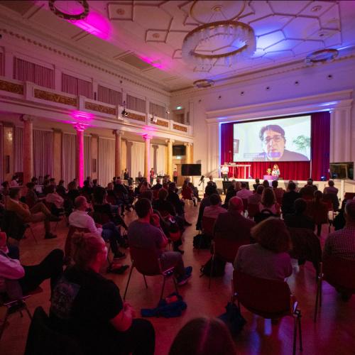 SILBERSALZ Science & Media Awards 2021