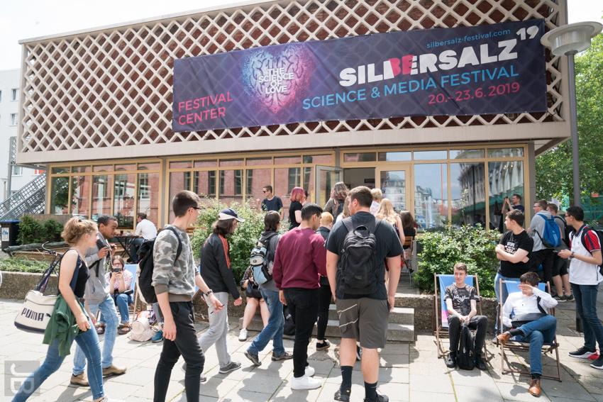 SILBERSALZ Festival - Festivalcenter