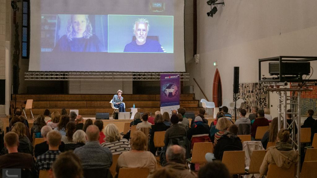 SILBERSALZ 2020 - Talk