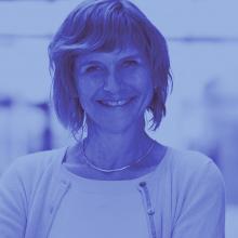 Dr. Renate Treffeisen (credit: AWI, Kerstin Rolfes)   Guest at SILBERSALZ 2019