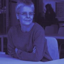 Ulrike Herrmann | Speaker at SILBERSALZ 2021 (credit: Anja Weber)