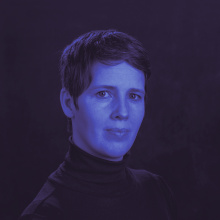 Dr. Viola Priesemann | Speaker at SILBERSALZ 2021 (credit: Horst Ziegenfusz)