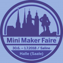 Maker Faire Logo Silbersalz Festival 2018
